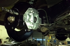 914 Suspension restoration before/after